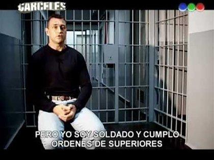 Así lo mostró Telefe en un especial de cárceles