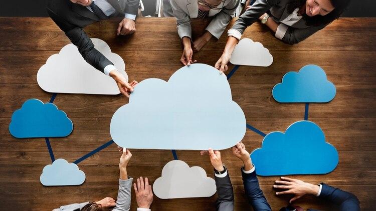 La computación en la nube es uno de los rubros destacados para el año. (iStock)