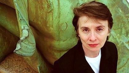 """La intelectual feminista Camille Paglia presentó su nuevo libro """"Feminismo pasado y presente"""" (Getty Images)"""