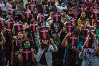 Cada día, un promedio de 10 feminicidios ocurren en México (Foto: Andrea Murcia/ Cuartoscuro)