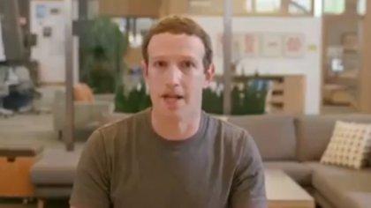 Para hacer este deep fake se utilizó un video real de Zuckerberg y se modificó el discurso.