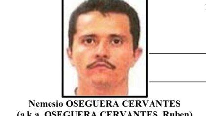 En la foto se encuentra Nemesio Oseguera Cervantes, líder del CJNG (Foto: Archivo)