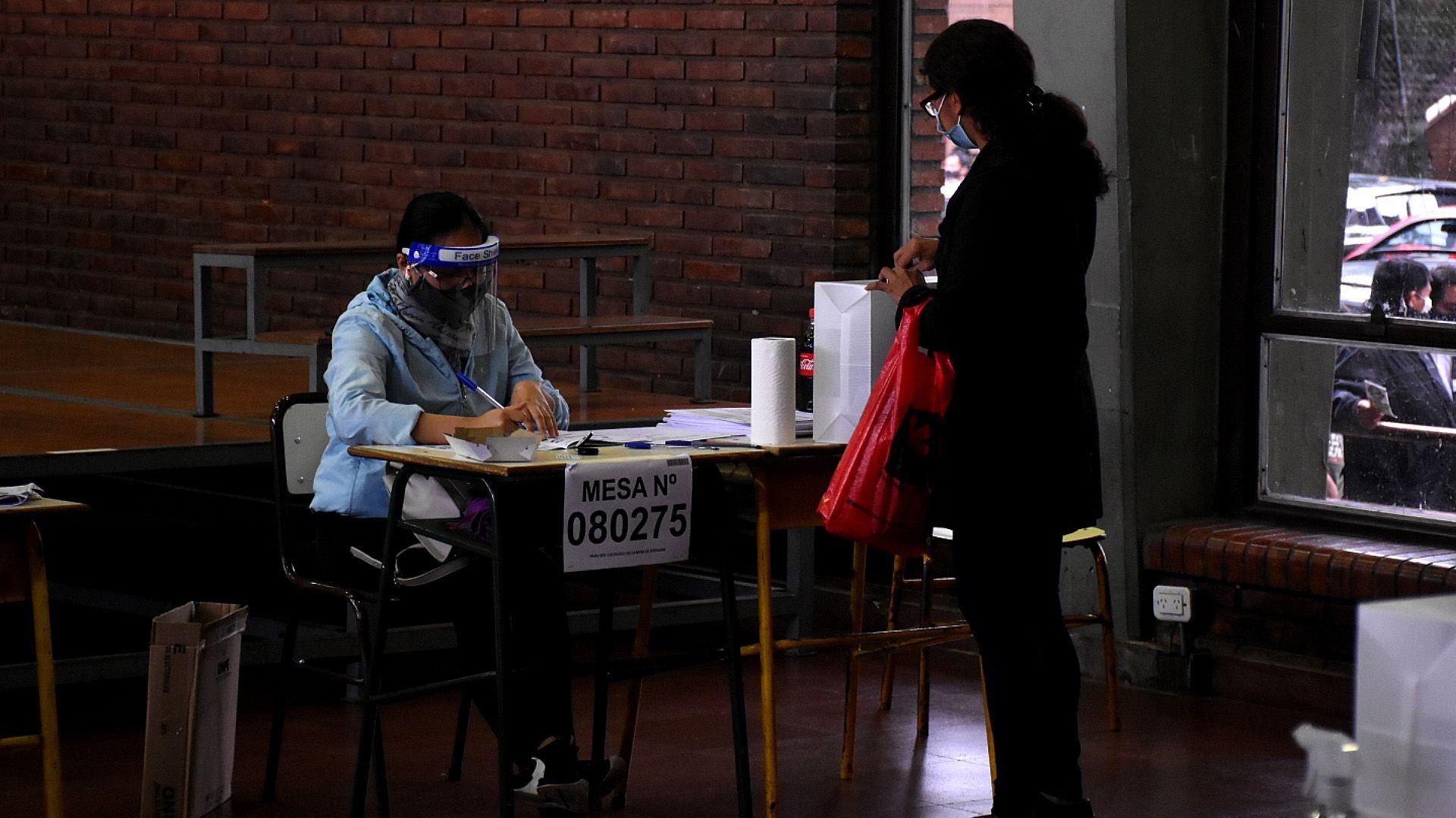 Elecciones presidenciales de Perú en Argentina