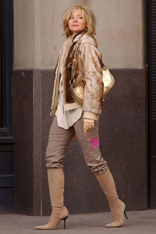 Antes de alcanzar la fama mundial como Samantha Jones, Cattrall participó en más de veinte películas