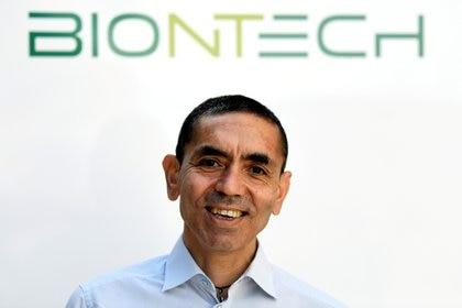 Ugur Sahin, CEO y cofundador de la empresa alemana Biontech (REUTERS/Fabian Bimmer/archivo)