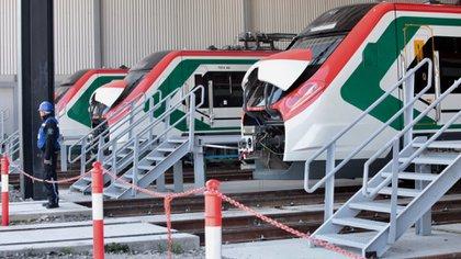 la Auditoría Superior de la Federación (ASF) detectó anomalías en la construcción del Tren Interurbano México-Toluca. Foto: Archivo