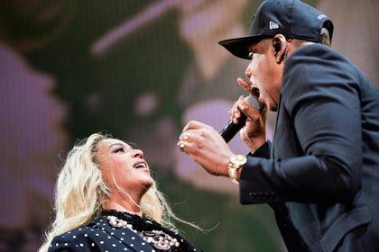 Beyoncé y Jay-Z (AFP/Archivos – Brendan Smialowski)