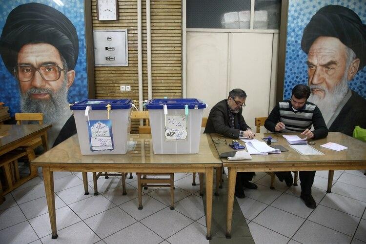 Elecciones legislativas en Irán (Reuters)