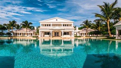 La casa fue vendida en 2016 por USD 38 millones