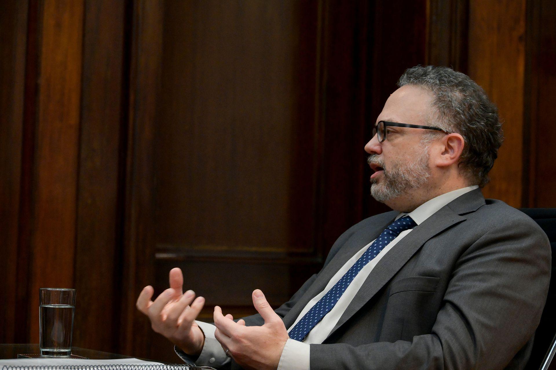 Matías Kulfas entrevista cannabis industrial