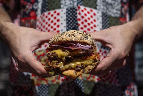 Juicy Lucy, la reina de las hamburguesas de Fat Broder