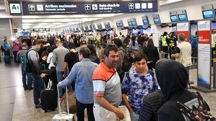 A partir de mayo los vuelos con Chile, Uruguay, Bolivia, Paraguay, Brasil, Colombia, Venezuela y Ecuador se operarán desde Aeroparque