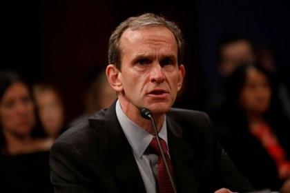 Kent Walker, vicepresidente senior de Asuntos Globales en Google (REUTERS/Aaron P. Bernstein)