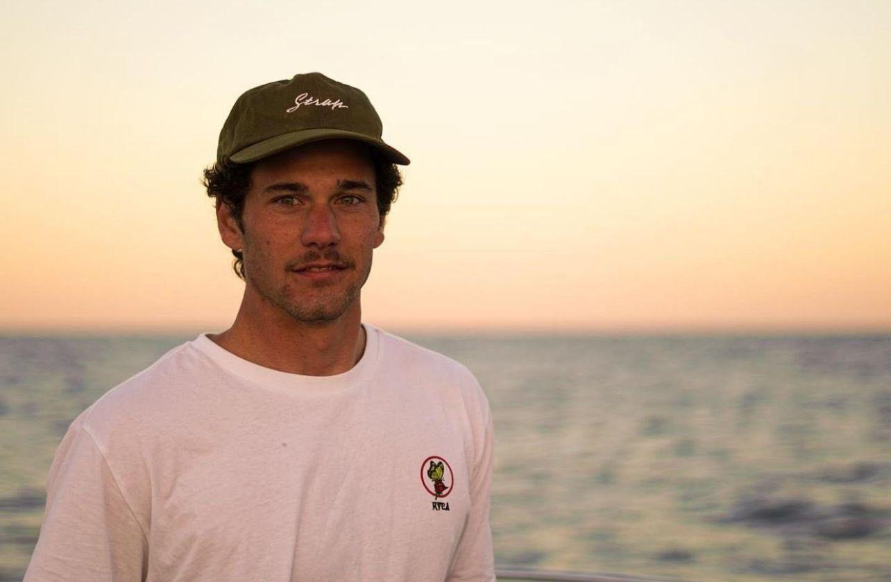 01-01-1970 El surfista Óscar Serra DEPORTES FEDERACIÓN ESPAÑOLA DE SURFING