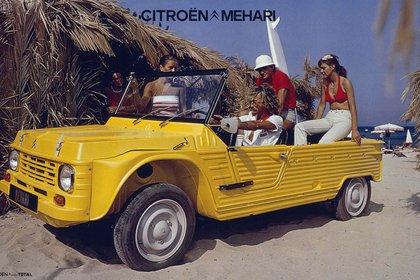 El público joven francés se volcó a este modelo como si fuese un estilo de vida (Citroën)