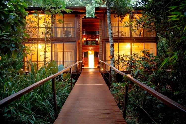 Dentro de la variedad de alojamientos que se ofrecen los más elegidos por los viajeros fueron: hoteles, departamentos, hostel, apart hotel y, por último, lodge