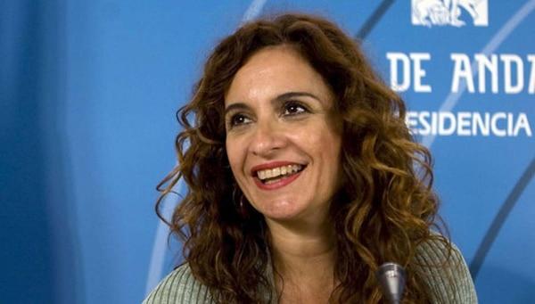 María Jesús Montero es la titular de Hacienda