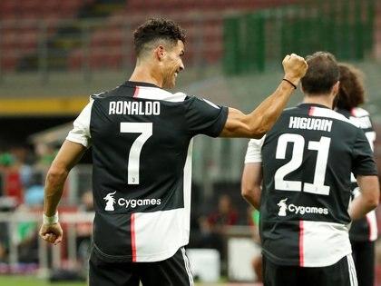 Cristiano Ronaldo es una de las figuras de Juventus (REUTERS/Alessandro Garofalo)