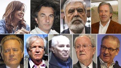 Ex funcionarios y empresarios investigados por Bonadio