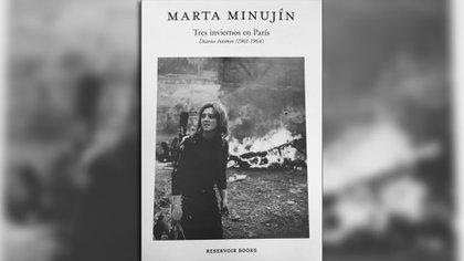 "Portada de ""Tres inviernos en Paris"" (Reservoir Books), de Marta Minujín"