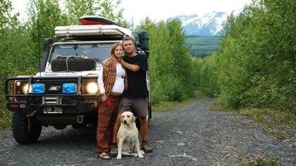 Cuando aún era dos por British Columbia, Canadá