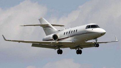 A través de un comunicado, la AFAC, en coordinación con la Secretaría de Comunicaciones y Transportes, confirmó que el avión tipo Hawker 800 se encontraba en el aeropuerto de Cuernavaca procedente del aeropuerto de Toluca (Foto: Twitter @IGSMX)