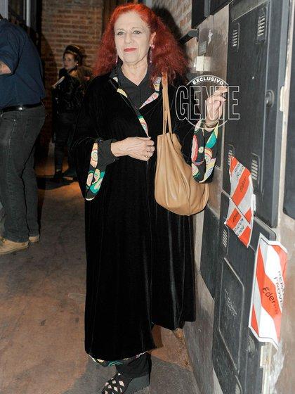 Renata Irma Schussheim, vestuarista de Charly