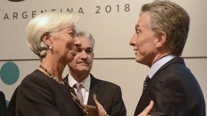 Mauricio Macri cerró la Tercera Reunión de Ministros de Finanzas del G20, el 22 de julio de 2018 en Buenos Aires
