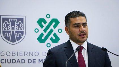 Omar Harfuch (Foto: CDMX )