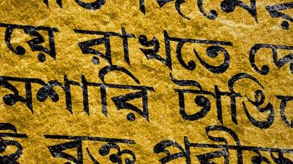 Idioma Bangalí Shutterstock 162
