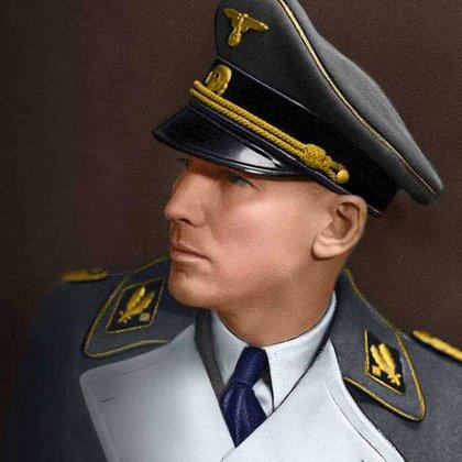 Otto Gustav von Wächter nació en julio de 1901 en Viena, Austria. Se unió al partido nacional socialista austriaco en 1923 y participó del magnicidio del canciller Engelbert Dollfuss en 1934 (Alamy Stock)