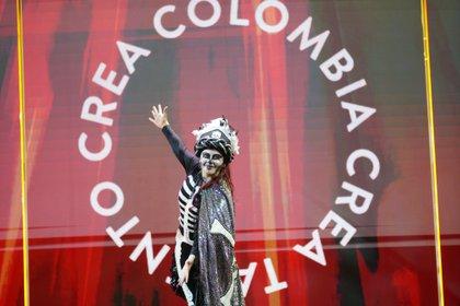 Con esta acción, el Gobierno del presidente Iván Duque catapulta la apuesta de hacer de Colombia un referente internacional en materia de Economía Naranja. Foto: Ministerio de Cultura.