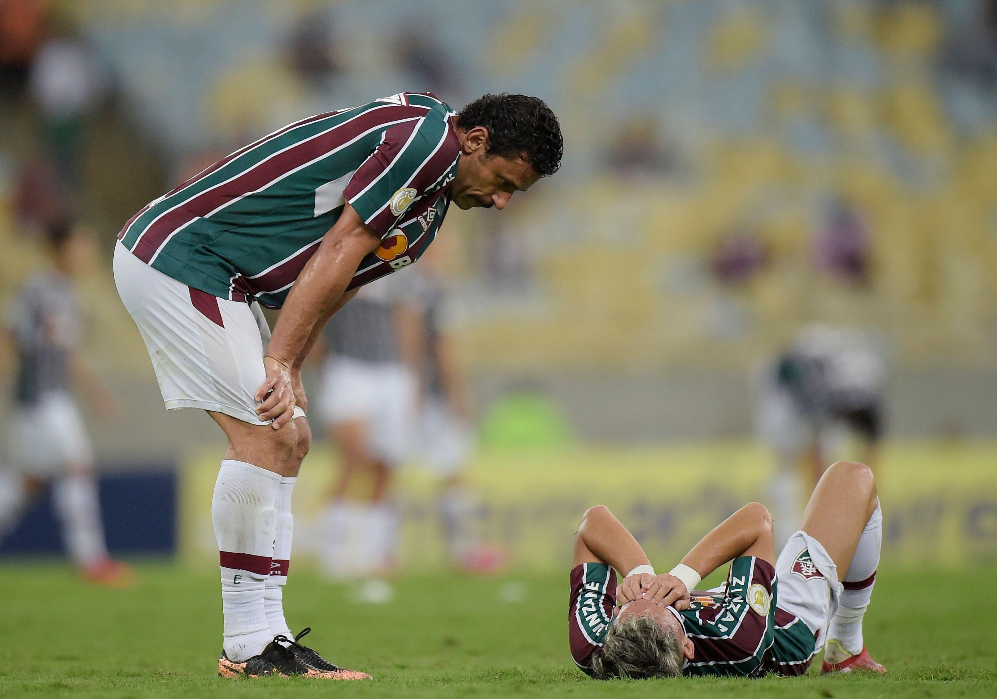 Fluminense no pudo contra Fortaleza en el Maracaná (Reuters)