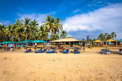 Praia Agonda