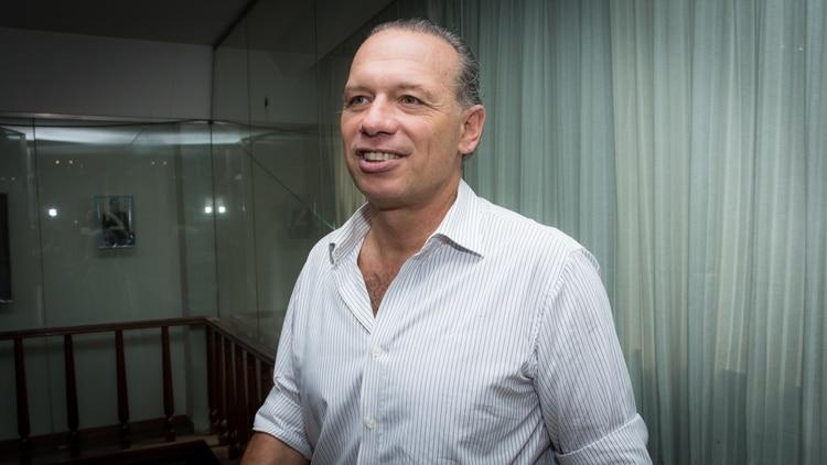 El ex funcionario kirchnerista Sergio Berni
