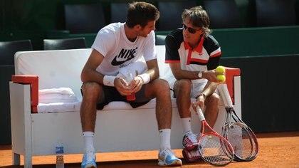 Un ex capitán argentino de Copa Davis, dio positivo por coronavirus — Preocupación