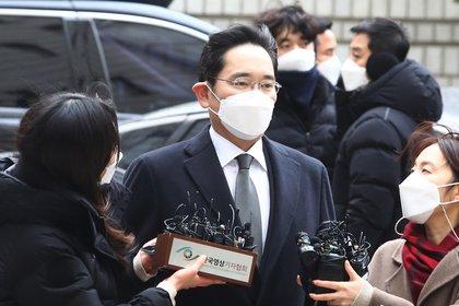 Lee Jae-yong, líder de Samsung. EFE/EPA/KIM CHUL-SOO/Archivo