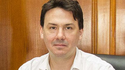 El subsecretario de Energía Eléctrica, Federico Basualdo; alto voltaje