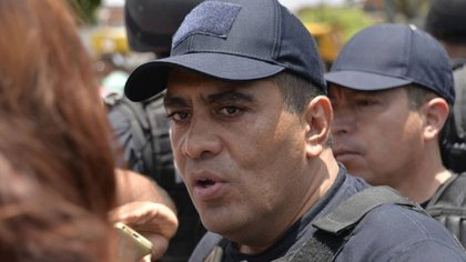 Gómez Arrieta fue subsecretario de Seguridad Pública del estado de Michoacán (Foto: Cuartoscuro)