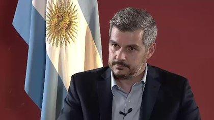 Marcos Peña quiso ser vice en el 2015, pero Macri eligió a Michetti
