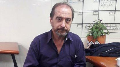 Comisionado Carlos Martín Beristain, encargado de dar con los testimonios de los actores del conflicto en el exilio. Foto: Colprensa