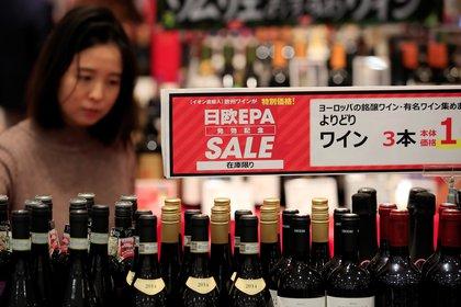 A principios de noviembre, China cerró de hecho el ingreso de vinos australianos, que explicaban el 40% de sus importaciones (EFE)