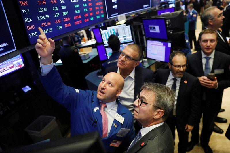 Wall Street (REUTERS/Lucas Jackson)