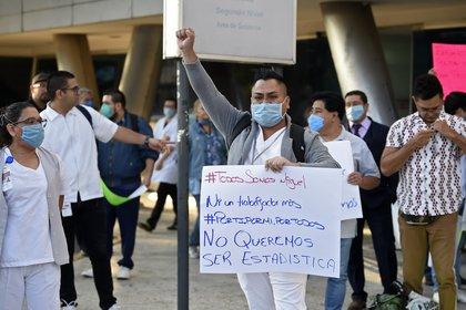Imagen de archivo. (Foto: ALFREDO ESTRELLA / AFP)