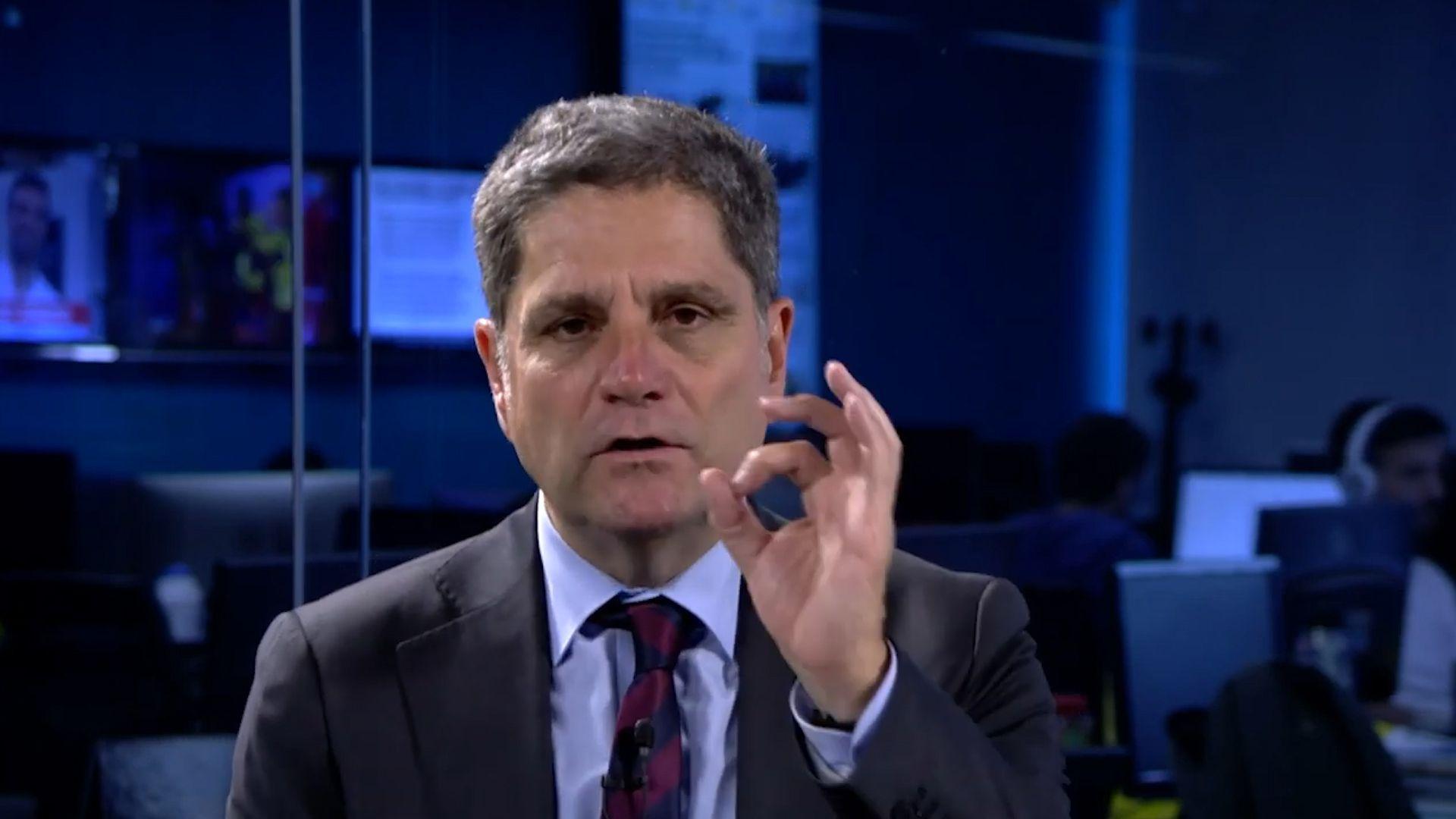 Jorge Tartaglione entrevista en infobae