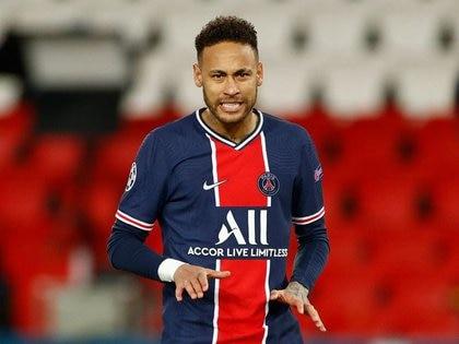 El PSG le ofreció un contrato de renovación a Neymar (Reuters)