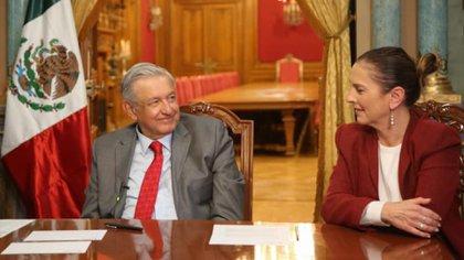 Beatriz Gutiérrez Müller felicitó a Andréa Manuel López Obrador en su cumpleaños (Foto: Facebook)