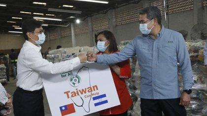 L'aide de Taiwan pour faire face à l'urgence climatique.