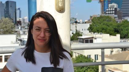 """A Megane Dreyfuss le negaron un trabajo en Francia porque su apellido sonaba """"demasiado judío"""". Ahora vive en Tel Aviv"""