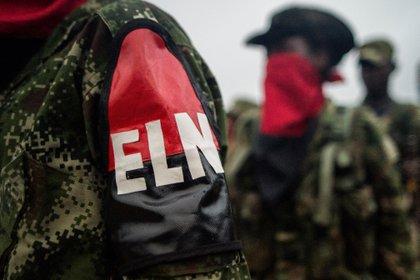 El gobierno responsabilizó al ELN por el atentado de la semana pasada (AFP)
